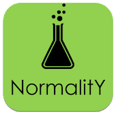 Normality Calculator