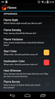 Screenshot of KF Flames Free Live Wallpaper