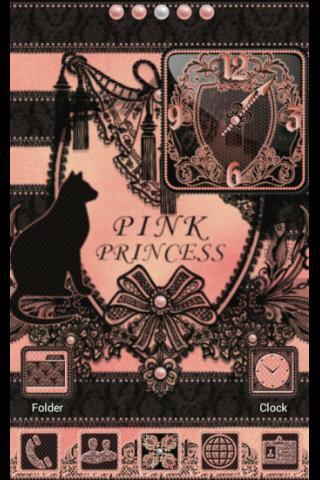 Apex GO Theme Pink Lace