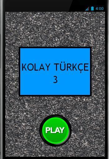 Kolay Türkçe 3