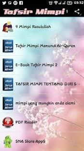 Tafsir Mimpi Di Dalam Islam - náhled