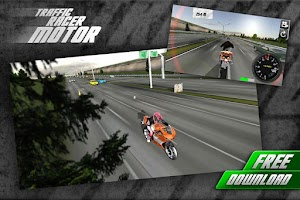 Screenshot of Traffic Racer Motor