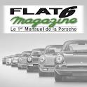 Flat 6 magazine icon