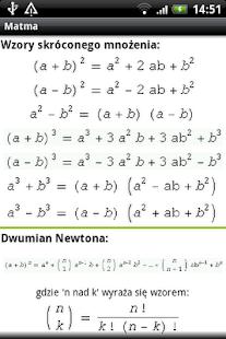 Matma - matematyka jest łatwa – miniaturka zrzutu ekranu