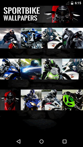 Sportbike Wallpapers
