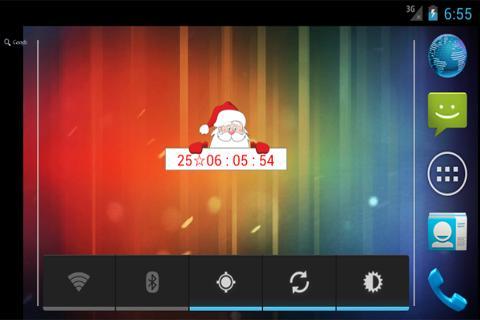 New Year 2013 Widget