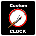 Custom Clock Widget OMD
