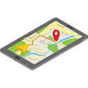 Map With Directions icon
