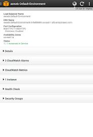AWS Console Screenshot 22