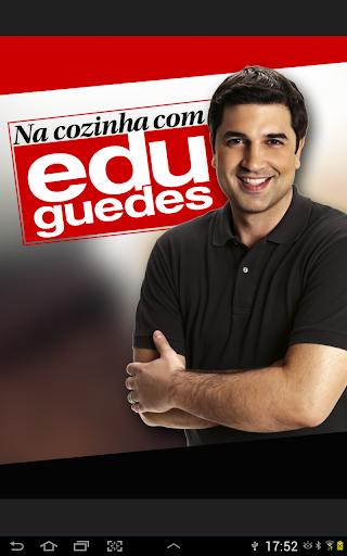 Na Cozinha com Edu Guedes