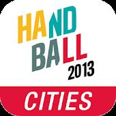 Handball 2013 City Guide