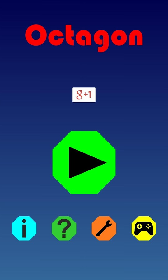 Octagon. Geometry Match 5- screenshot