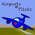 Airports 4 Pilots Lite icon