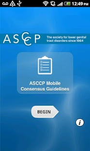 ASCCP Mobile - screenshot thumbnail