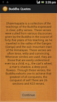 Screenshot of Buddha Lessons