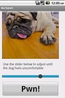 Screenshot of Barkpwn