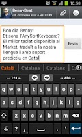 Screenshot of Catalan Language Pack