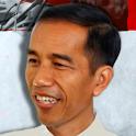Jokowi JK live wallpaper icon