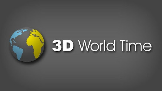 3D World Time- screenshot thumbnail