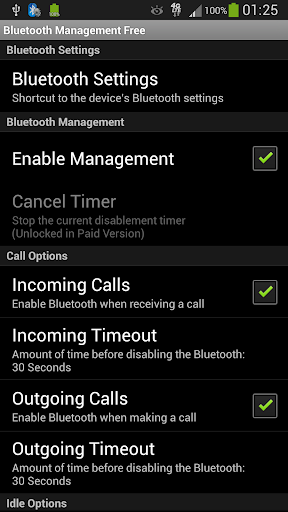 【免費通訊App】Bluetooth Management Free-APP點子