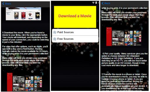 How to Download a Movie