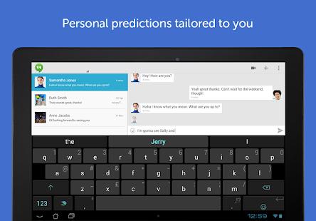 SwiftKey Keyboard + Emoji - screenshot thumbnail