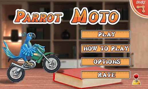 Parrot Moto - screenshot thumbnail