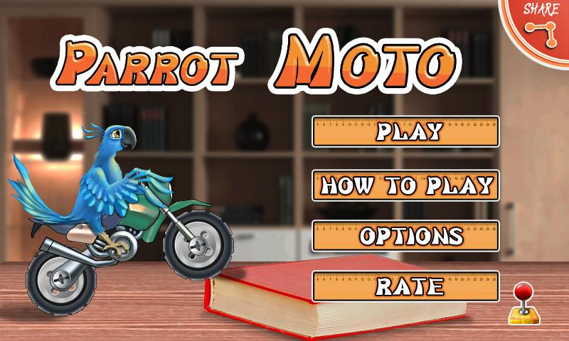 Parrot Moto - screenshot