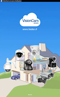 Screenshot of VisionCam Heden Cloud