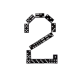 Domino Addition Matching PRO