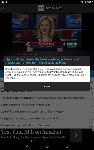 FOX 28 GoTV app (apk) free download for Android/PC/Windows