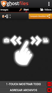 玩免費媒體與影片APP|下載Hide pictures GhostFiles Pro app不用錢|硬是要APP