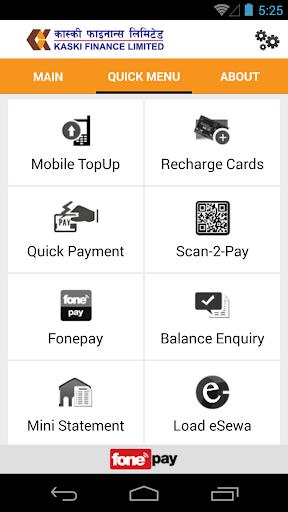 Kaski Mobile Banking