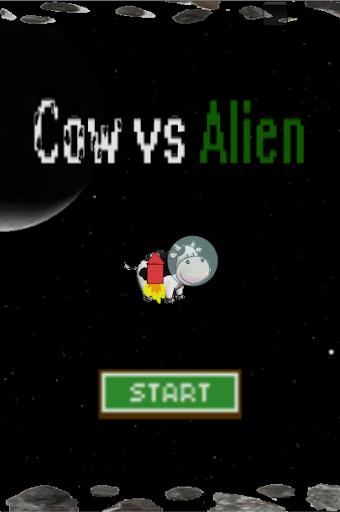 Cow vs Aliens