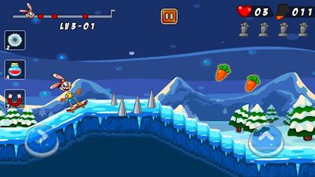 Bunny Skater 1.5 screenshot 8792