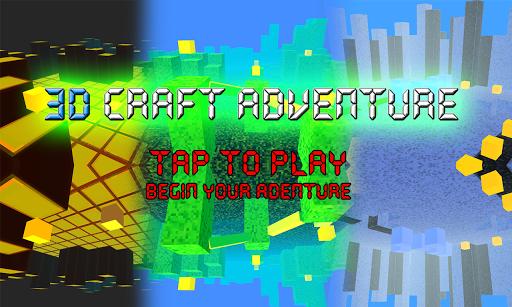 3D Craft Adventure