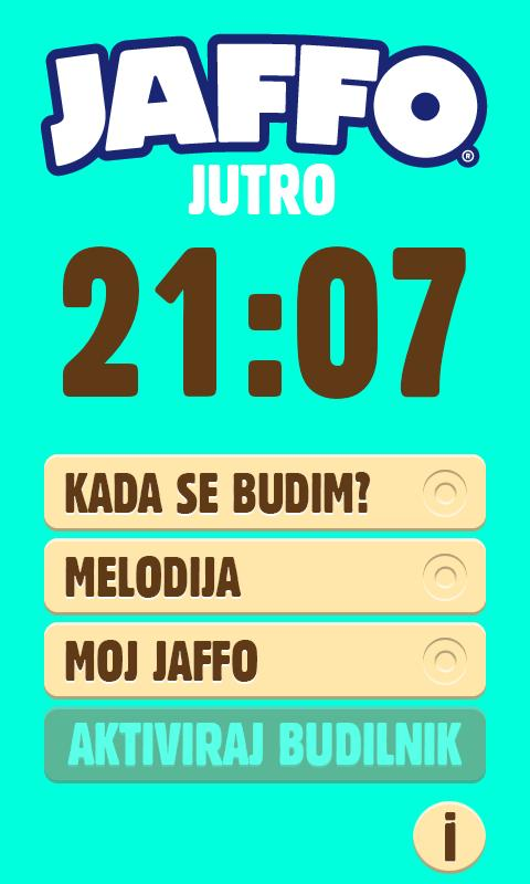 Jaffo Jutro- screenshot