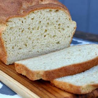 """Gluten Free """"White"""" Bread."""