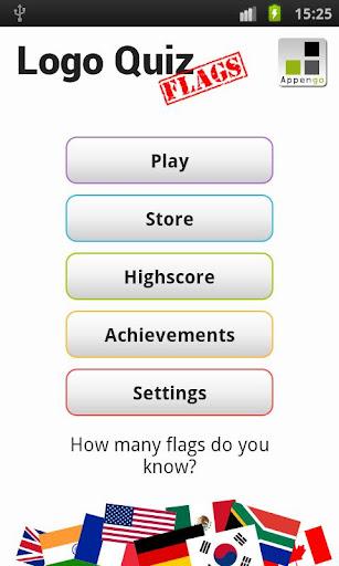 Logo Quiz - Flags
