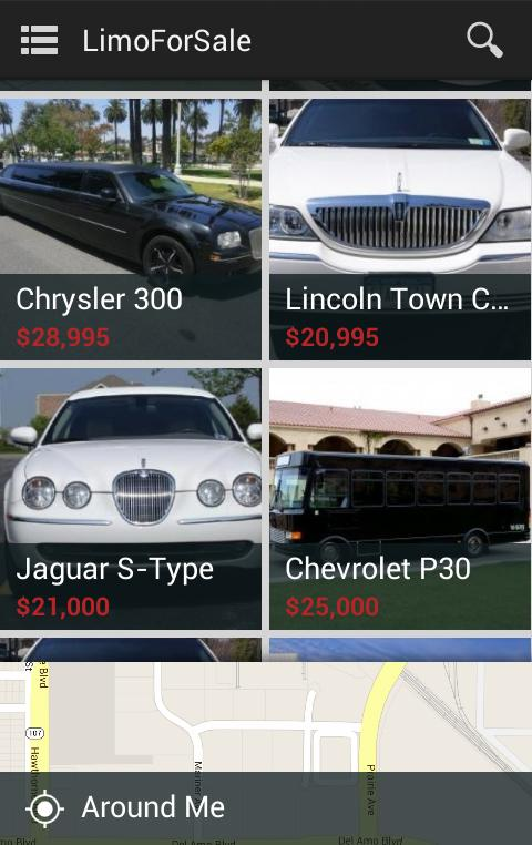 LimoForSale - Used Limousines- screenshot