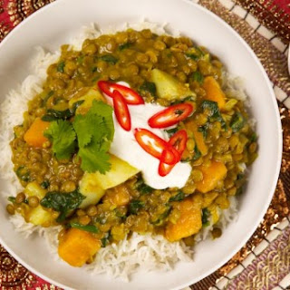 Lentil Curry with Squash and Spinach CBC Best Recipes Ever