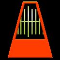 Click Track (Metronome) icon