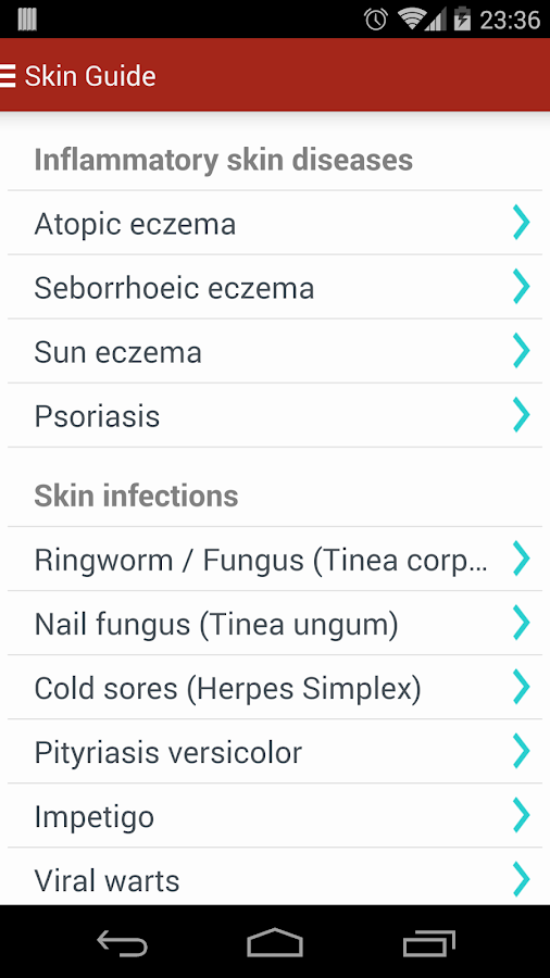 STD Triage - Anonymous Doctor- screenshot