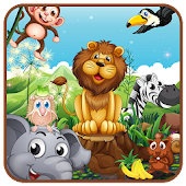 Animal Cartoon Puzzle