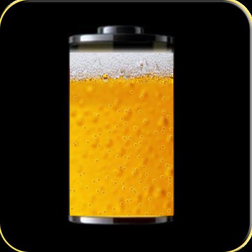 ビールバッテリージュースメーター 個人化 App LOGO-硬是要APP