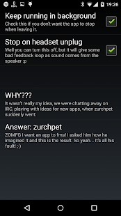 FMS - Audio delay - screenshot thumbnail