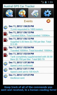 GPS Tracker Car TK SMS Free - screenshot thumbnail