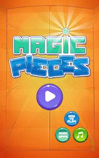 Magic Pieces Screenshot 1