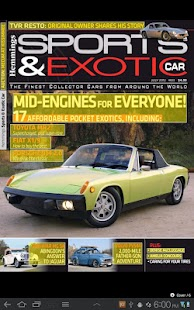 Hemmings Sports and Exotic Car - screenshot thumbnail