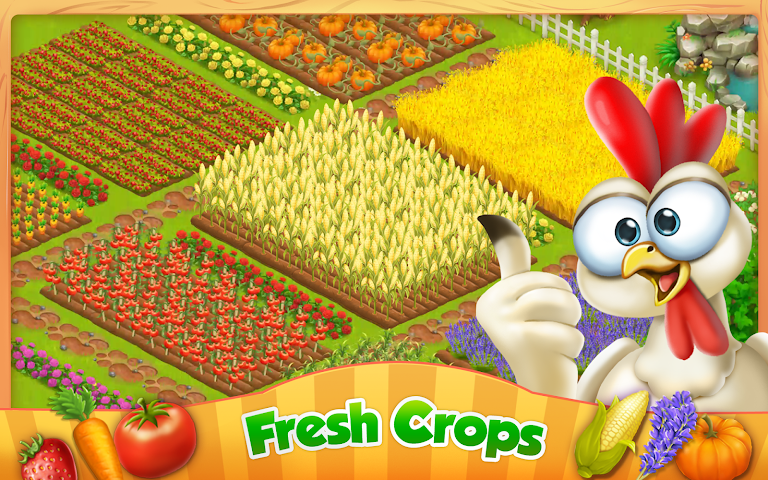 android Let's Farm Screenshot 1